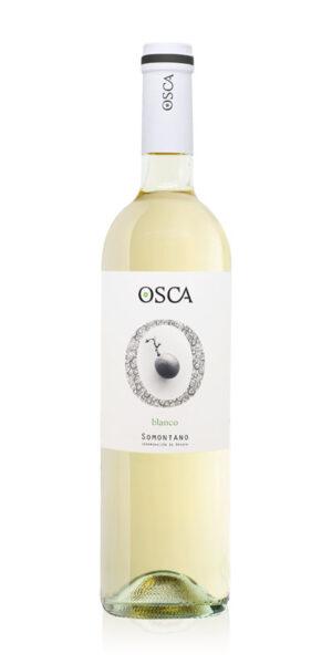 Vino blanco Osca